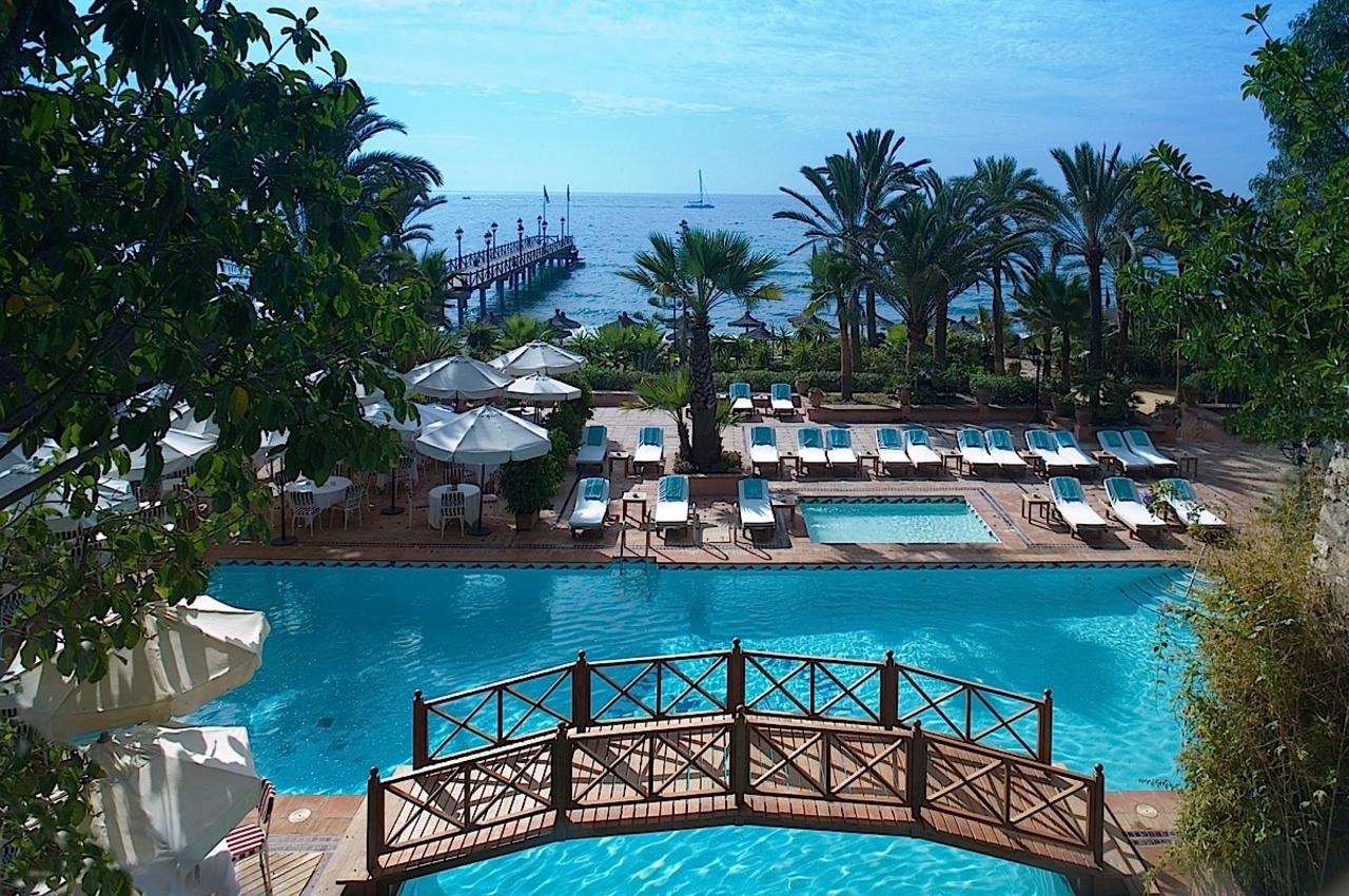 Marbella Club Hotel Marbella Spain Mc Hotels Group