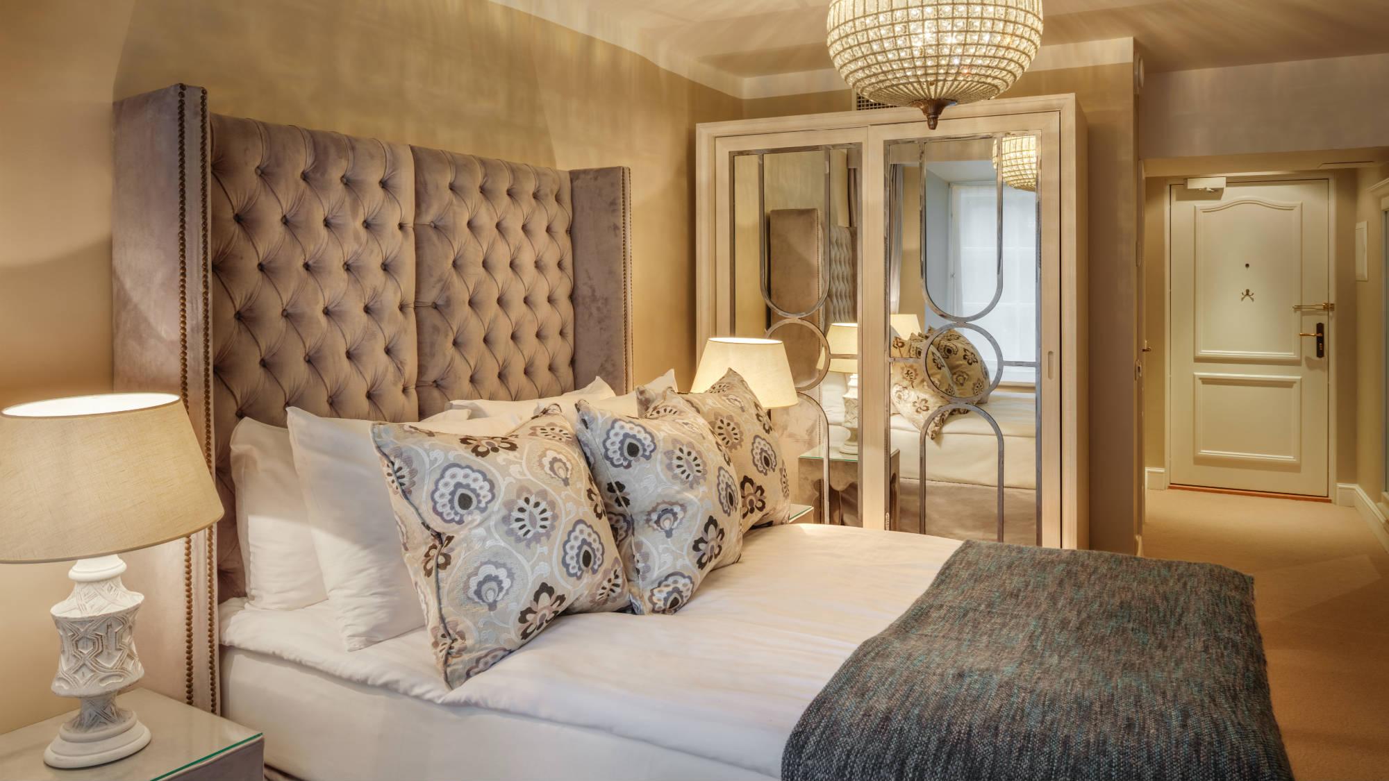 Double Room in luxury Schlssle Hotel Classic Double Room Tallinn