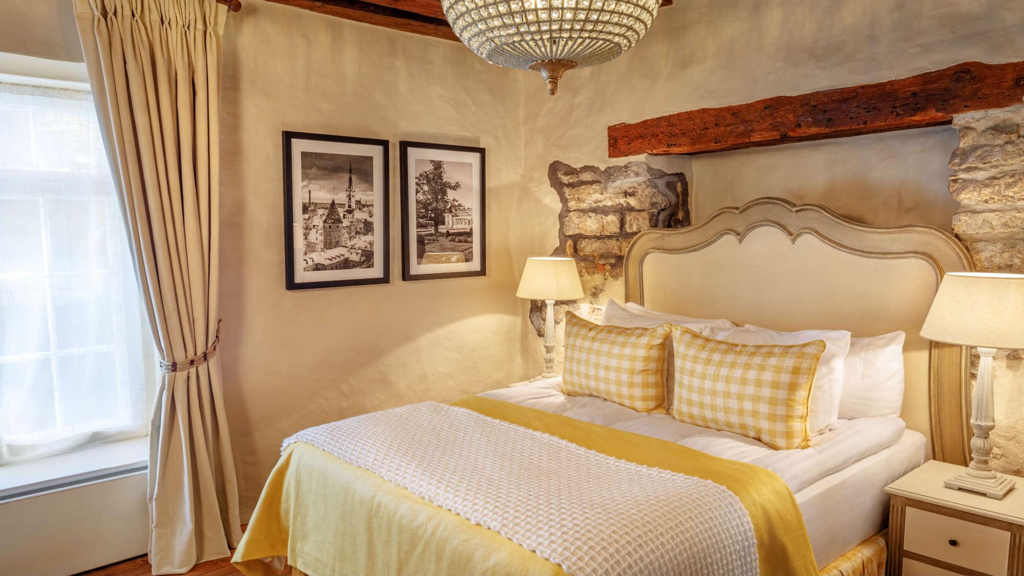 Superior Garden Queen 2 & Hotel room in Tallinn | Superior Garden Queen Room | Hotel Schlössle